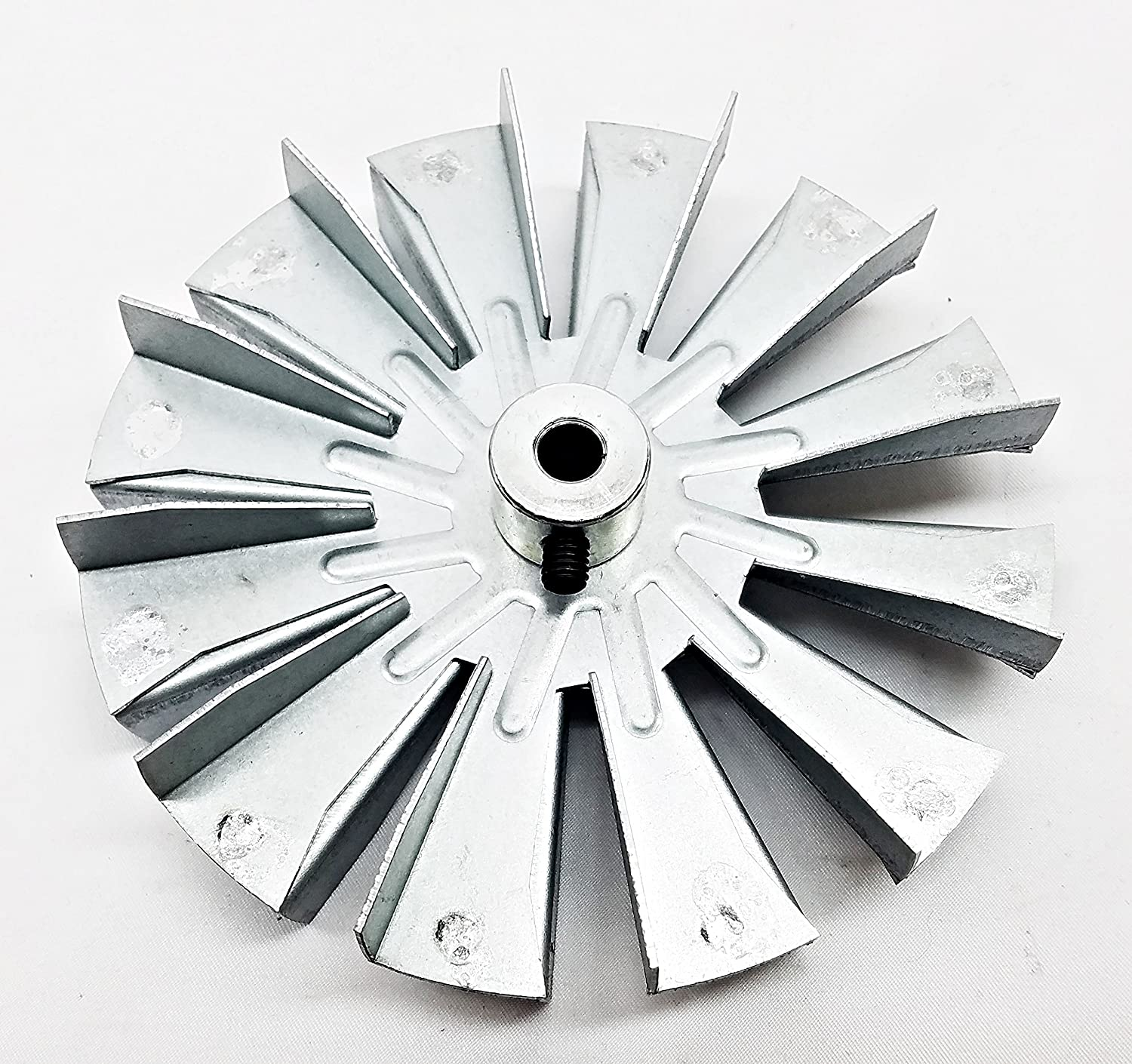 """3-20-502221 - HARMAN Fireplace Fan Blade, 5"""" Double Paddle, Fits The Following Stoves P38, P61,P68, P43, XXV and More."""