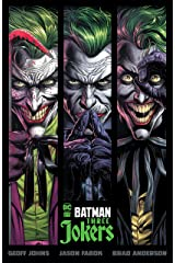 Batman: Three Jokers (2020) Kindle Edition