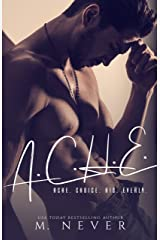 ACHE: A Suspensful MFM Menage Romance Kindle Edition