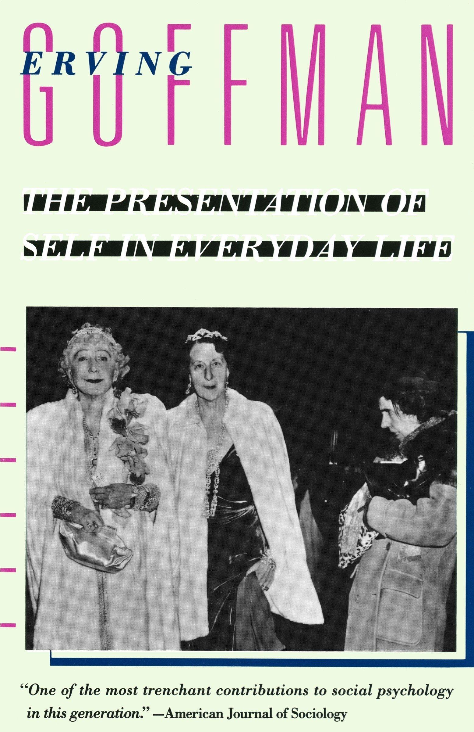 goffman 1959