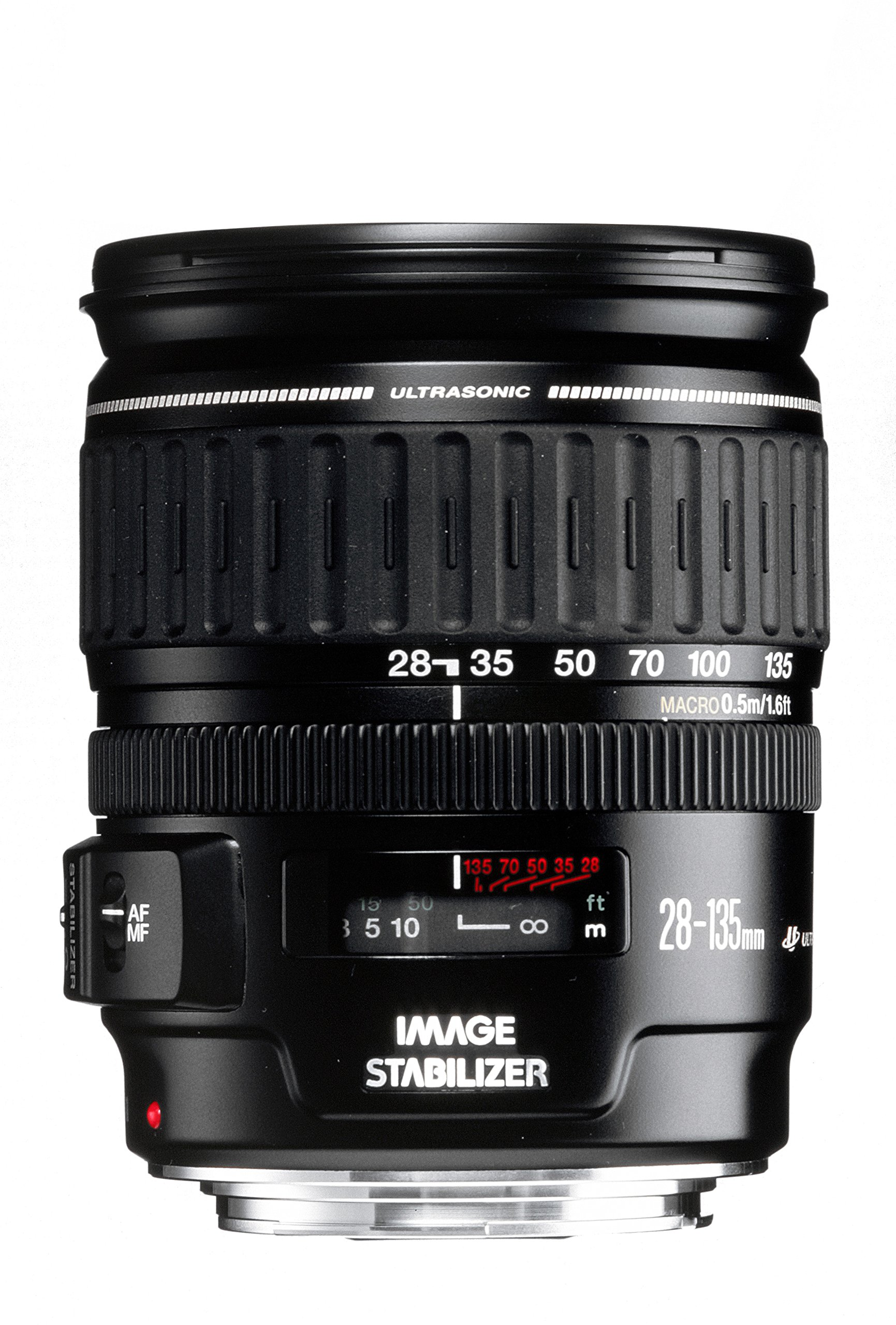 Canon 2562A002 EF 28-135mm f/3.5-5.6 IS USM Standard Zoom Lens for Canon SLR Cameras by Canon (Image #2)