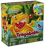 Hasbro Gaming - Juego de mesa Tragabolas (Hasbro 98936175) (versión española/portuguesa)