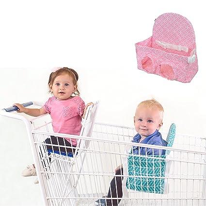Carrito de la compra asiento para 2 nd niño - Cuaderno de ...