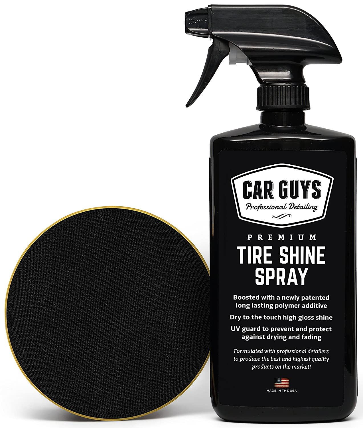 Tire Shine Gel - Tire Dressing By CarGuys