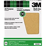 3M 99404 9-Inch by 11-Inch Pro-Pak Paint and Rust Removal