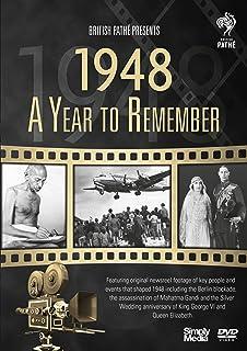 1948 birthday gift set 1948 dvd film 1948 chart hits cd 1948