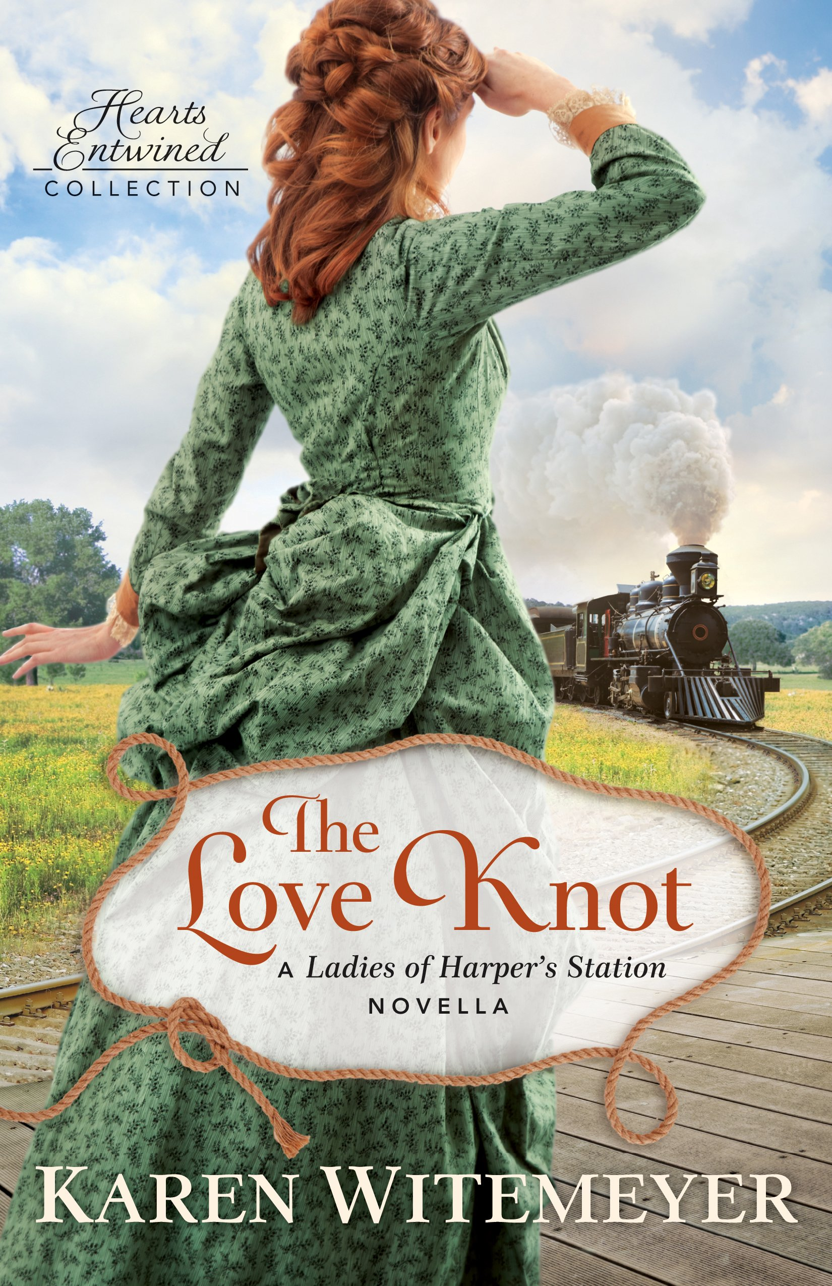 The Love Knot  Hearts Entwined Collection   A Ladies Of Harper's Station Novella  English Edition
