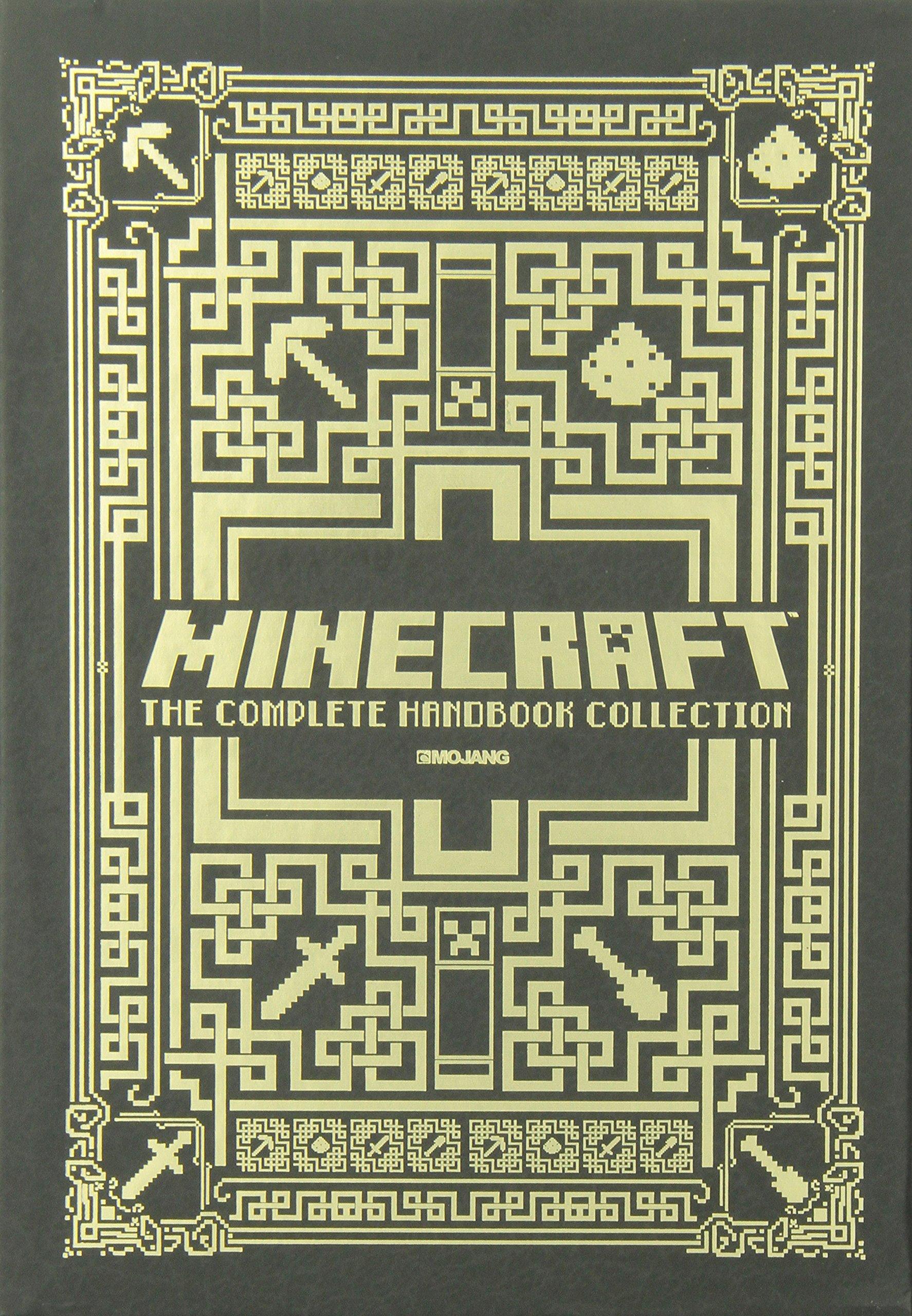 Minecraft: The Complete Handbook Collection: All Four Handbooks in