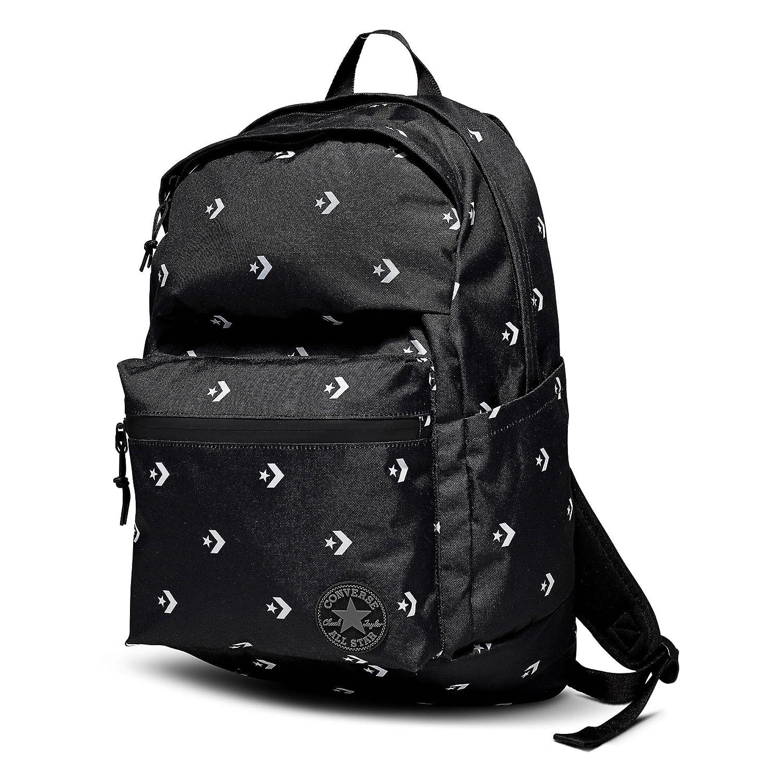 bba6c99a8da6 Amazon.com  Converse Mens Chuck Plus 1.0 Poly Laptop Backpack 10003335-A01  - Black  Universale Online