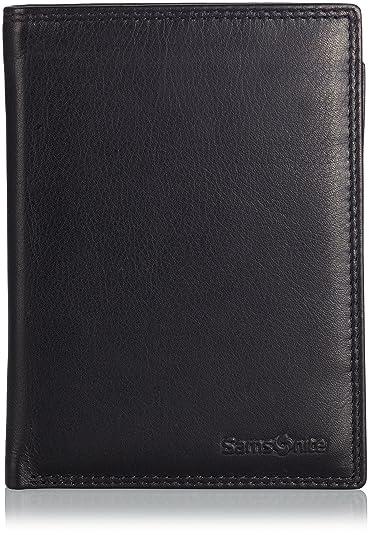 7bde58ef2ed2e Samsonite 54795 1041 Special SLG - Wallet Leather - Credit Card Münzbörse