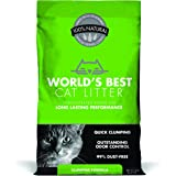 World's Best Cat Litter Clumping Formula, 14-Pound Bag
