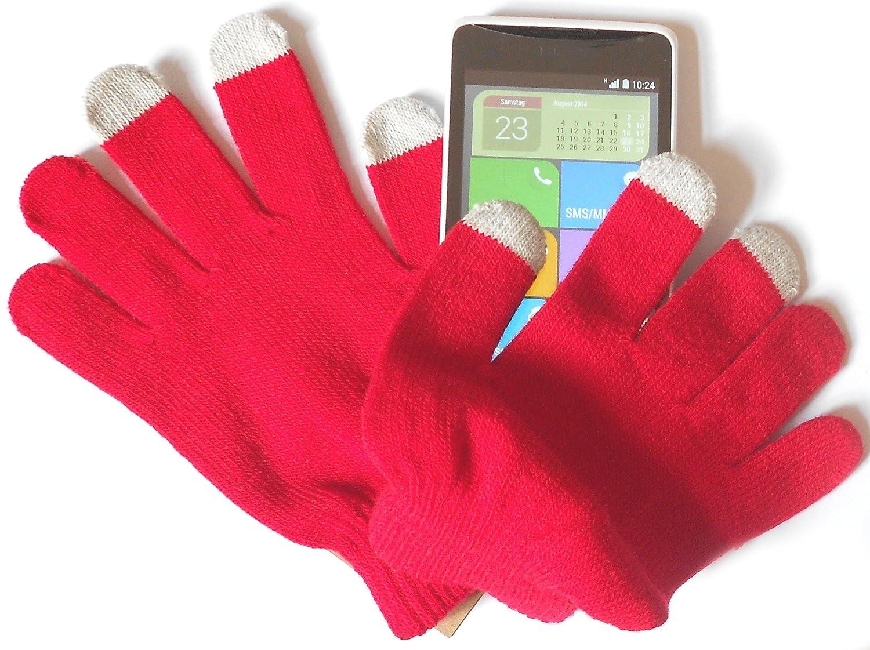 adolescenti Guanti con la funzione intelligente per la donna PRESKIN guanti NEON telefono cellulare per Tablet Phone per Samsung Apple iPhone Huawei HTC Nokia bambini