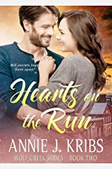 Hearts on the Run (Wolf Creek Series Book 2) Kindle Edition