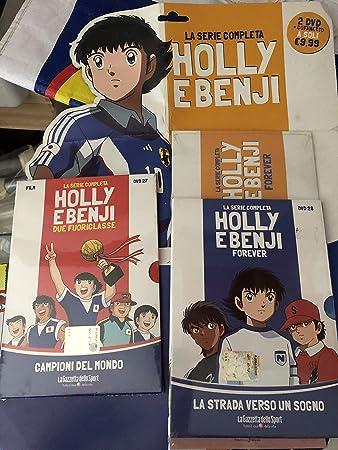Amazon.it: Holly e Benji