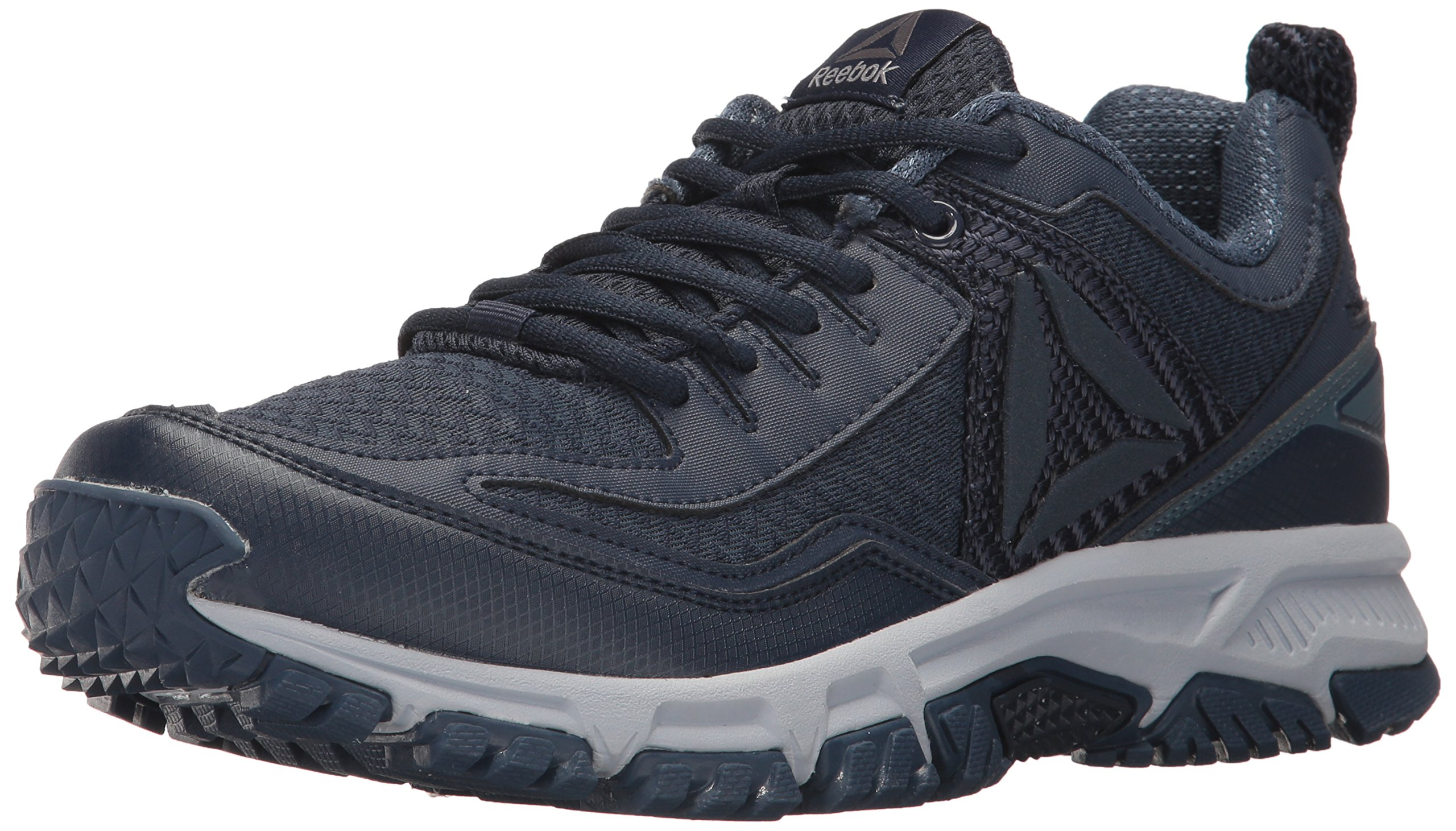 Reebok Men's Ridgerider 2.0 Trail Runner, Coll. Navy/Smoky Indigo/Meteor/Black/Silver/Pewter, 10 M US