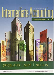 Amazon study guide volume 1 for intermediate accounting amazon study guide volume 1 for intermediate accounting 9780077446437 j david spiceland james sepe mark nelson books fandeluxe Gallery