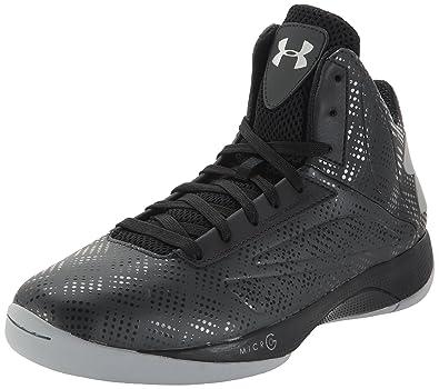 detailed look 49d4e c37b7 ... blanc c1c9b 2ec14 get under armour micro g torch chaussures de  basketball homme noir 1 8d872 34143 ...