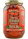 35 oz Bella Sun Luci Sun Dried Tomatoes Halves in Olive Oil