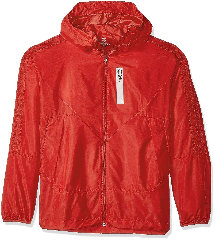 5f3d868567061 Amazon.com  adidas Originals Men s NMD Windbreaker  Clothing