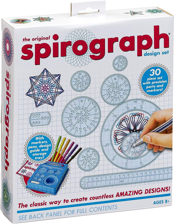El Spirograph Original - Kit Creativo Mandalas