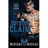 Cutter's Claim: A Bad Boy Biker Romance (The Demon Squad MC Book 2)