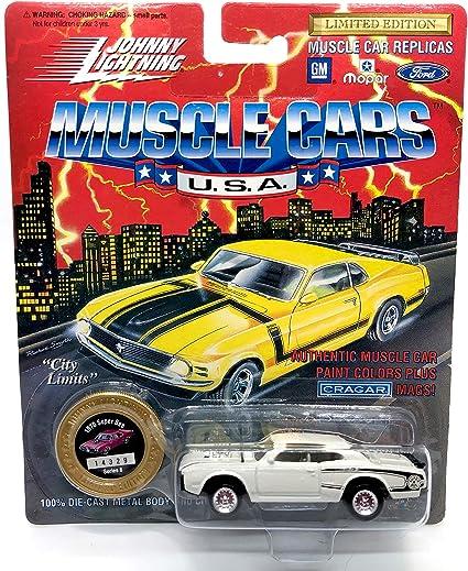 1970 Dodge Coronet Super Bee **RR** Johnny Lightning Auto World 1:64 OVP