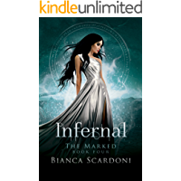 Infernal: A Dark Paranormal Romance (The Marked Book 4) book cover