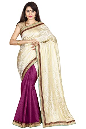 CLASSICATE From the house of The Chennai Silks - Half and Half Crepe
