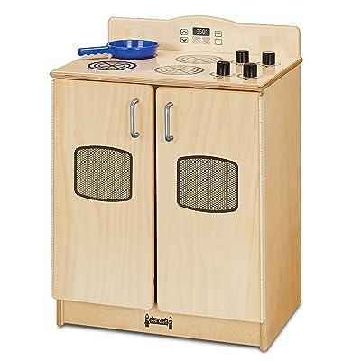 Jonti-Craft 2409JC Culinary Creations Play Kitchen Stove: Maria Labat: Industrial & Scientific