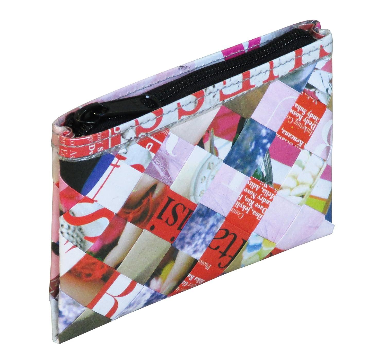 Amazon.com: Zip coin purse using magazine paper - FREE ...