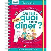 On fait quoi pour le dîner ? Mémoniak 2018-2019