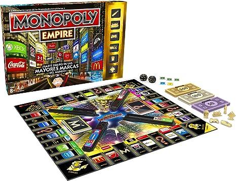 Monopoly Juegos en Familia Hasbro - Juego Imperio (A4770105): Amazon.es: Juguetes y juegos