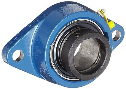 2 bolt flange bearing. skf fyt 1/2 fm ball bearing flange unit, 2 bolts, eccentric collar bolt