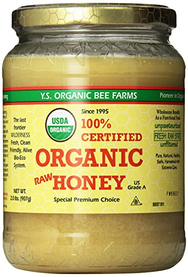 YS Bee Farms Organic Honey