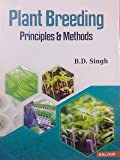 Plant Breeding principles & Methods