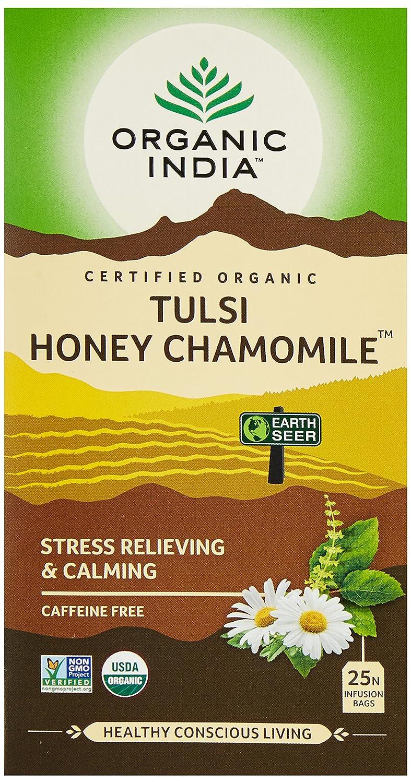 Organic India Tulsi Honey Chamomile