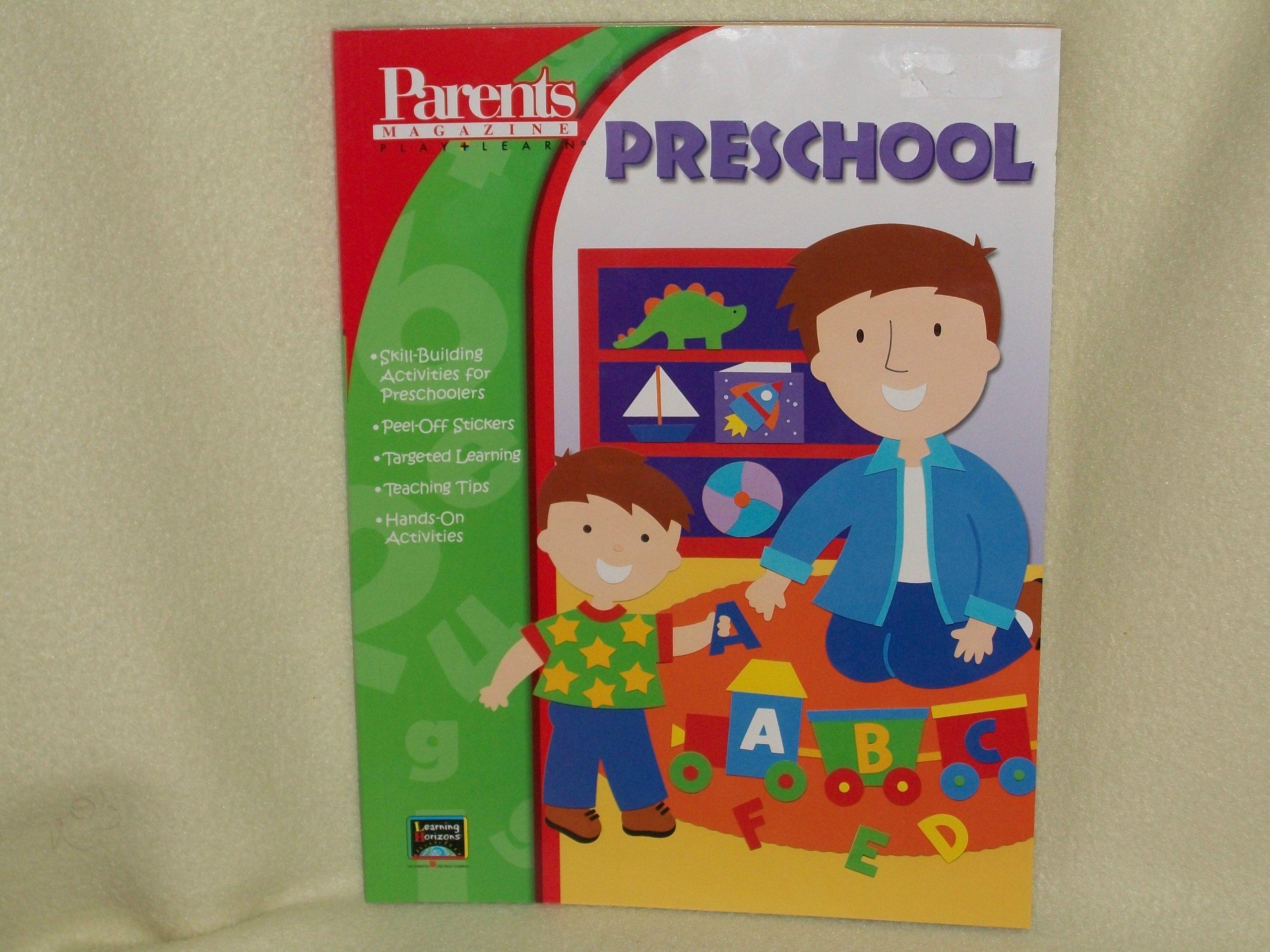 Preschool (Parents Magazine) pdf epub