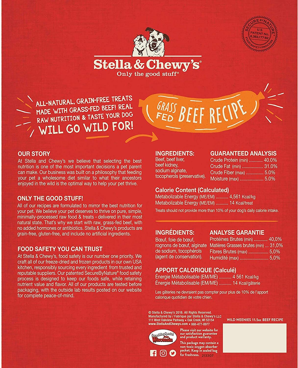 Stella Chewy s WW Freeze-Dried Raw Treats