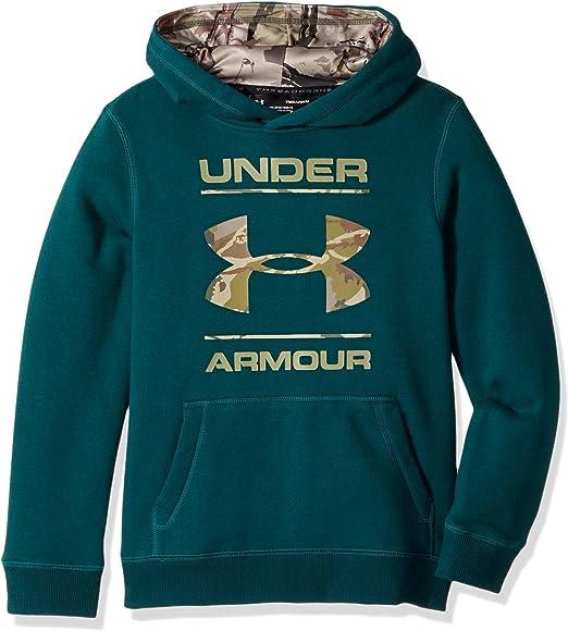 boys under armor hoodie