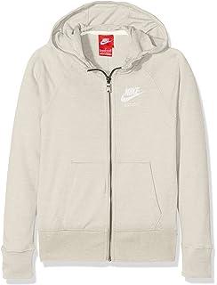 9f303ee921f1 Nike Junior Girls Modern Sportswear Hoodie Full Zip Hoodie ...