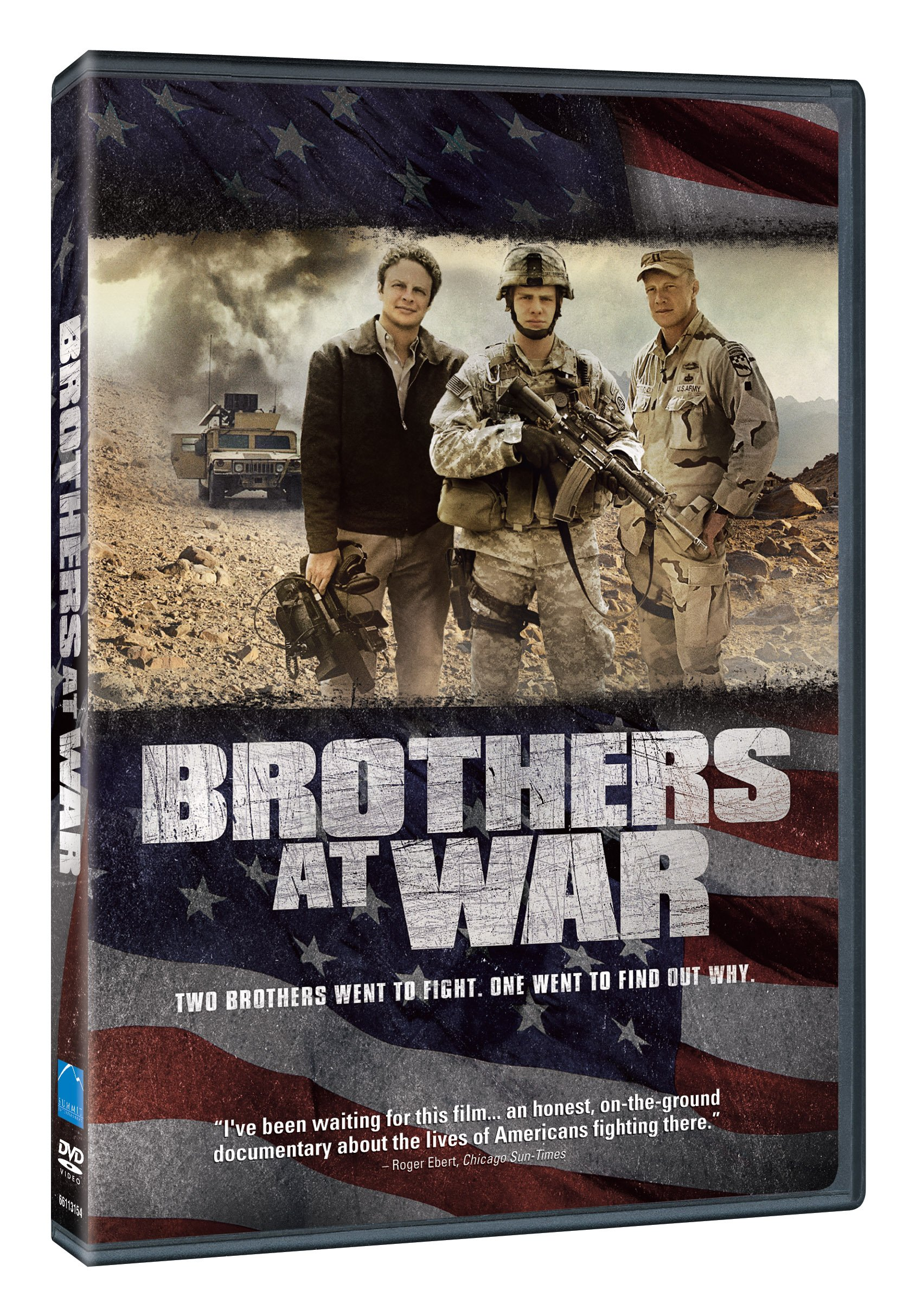 DVD : Brothers At War (Subtitled, Dolby, AC-3, Widescreen)
