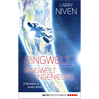 Ringwelt / Ringwelt Ingenieure: Roman. Doppelband 1 (Known Space) (German Edition) book cover