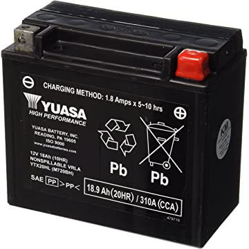 buy Yuasa YTX20HL