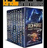 Jack Forge, Fleet Marine Boxed Set (Books 1 - 9) (English Edition)