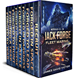 Jack Forge, Fleet Marine Boxed Set (Books 1 - 9) (English Edition)