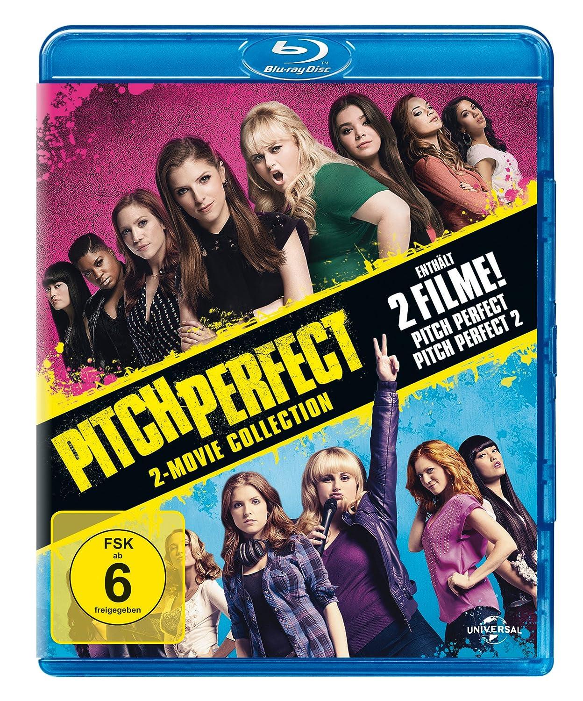 Amazon com: Pitch Perfect 1 & 2 - Blu-ray: Movies & TV