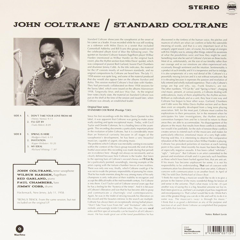 John coltrane standard coltrane amazon music stopboris Image collections