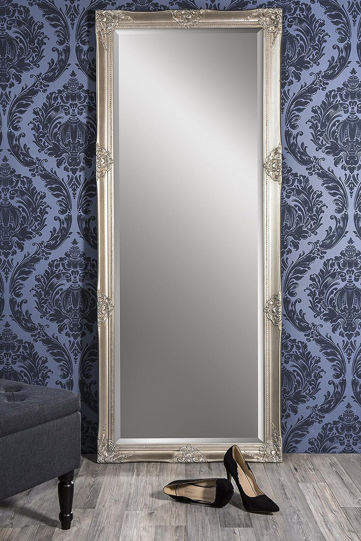 Specchio da soffitto for Specchio da parete argento
