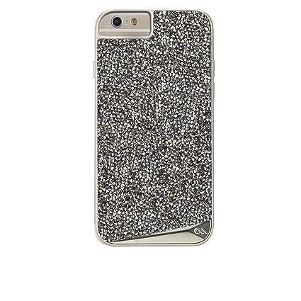 save off 83d36 29a6e Case-Mate iPhone 6 Plus Case - BRILLIANCE - 800+ Genuine Crystals - Apple  iPhone 6 Plus / iPhone 6s Plus - Champagne