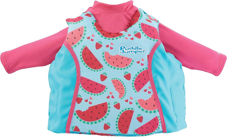 Children life jacket Puddle Jumper Life Jacket Vest Kids Swim Arm Bands Float RO